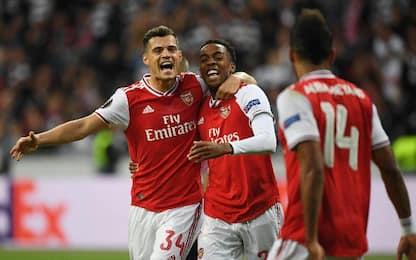 Eintracht-Arsenal 0-3