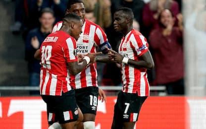 PSV-Sporting 3-2