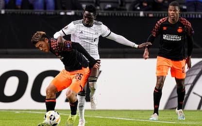 Rosenborg-PSV 1-4