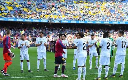 Barcellona-Getafe 2-0