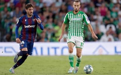 Betis-Levante 3-1
