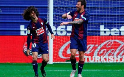 Eibar-Barcellona 2-2