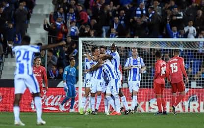Leganes-Real Madrid 1-1