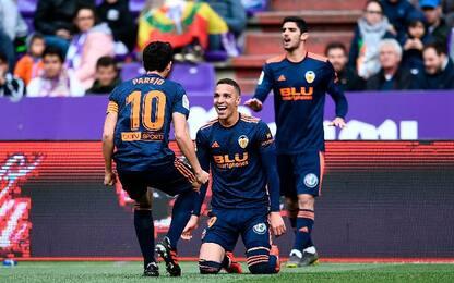 Valladolid-Valencia 0-2
