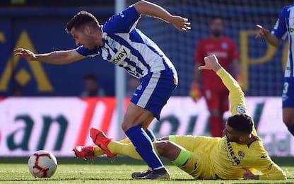 Villarreal-Alaves 1-2