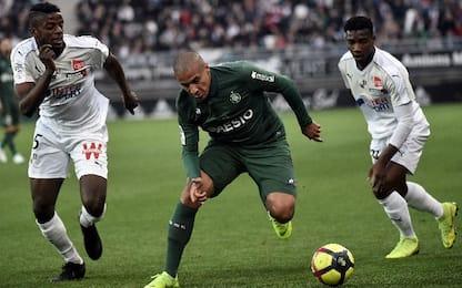 Amiens-St Etienne 2-2