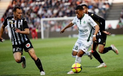 Angers-St Etienne 1-1