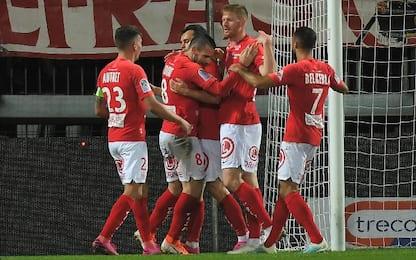 Brest-Metz 2-0