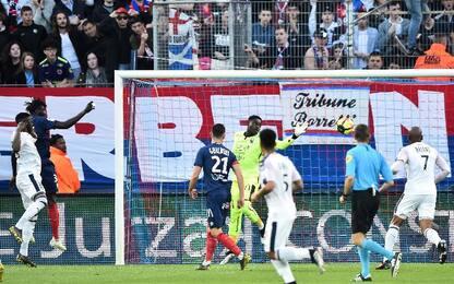 Caen-Bordeaux 0-1