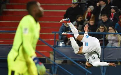 Caen-St Etienne 0-5