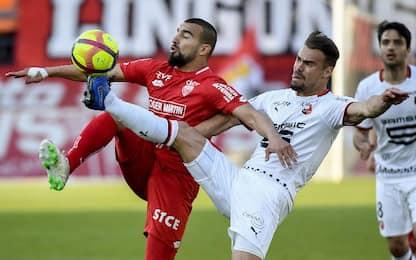 Digione-Rennes 3-2