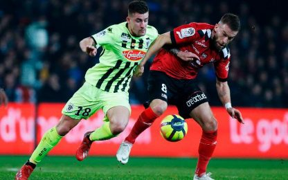 Guingamp-Angers 1-0