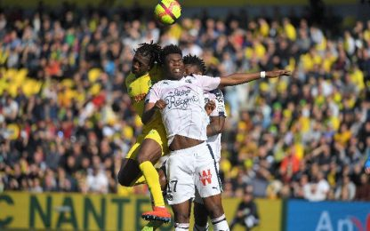 Nantes-Bordeaux 1-0