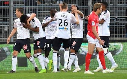 Nimes-Bordeaux 2-1