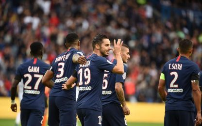 PSG-Angers 4-0