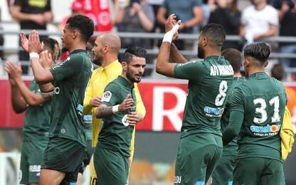 Reims-St Etienne 0-2