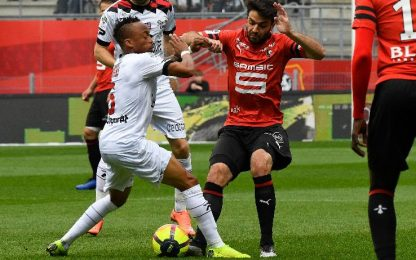 Rennes-Guingamp 1-1