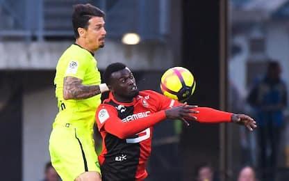 Rennes-Lilla 3-1