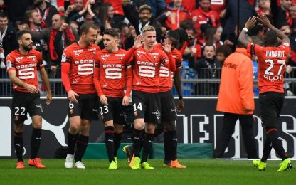 Rennes-Monaco 2-2