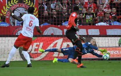 Rennes-Reims 0-1