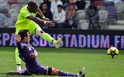Tolosa-Lilla 0-0