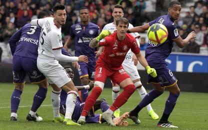 Tolosa-Rennes 2-2