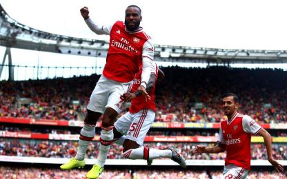 Arsenal-Burnley 2-1