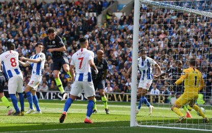 Brighton-Man City 1-4