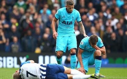 Brighton-Tottenham 3-0
