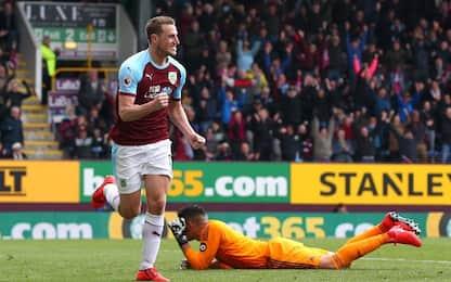 Burnley-Cardiff 2-0