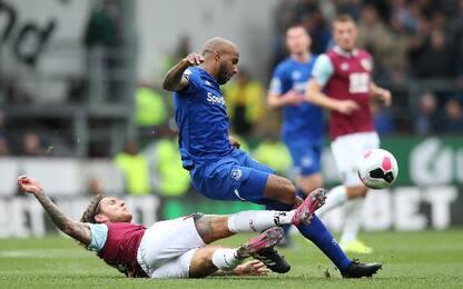 Burnley-Everton 1-0