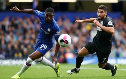 Chelsea-Brighton 2-0