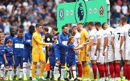 Chelsea-Sheffield United 2-2