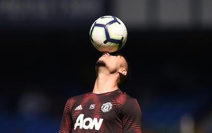 Everton-Man United 4-0