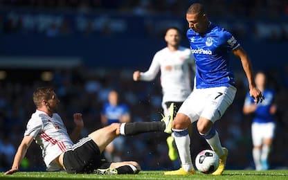 Everton-Sheffield United 0-2
