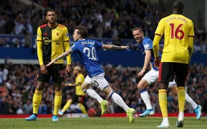 Everton-Watford 1-0