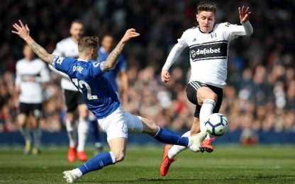 Fulham-Everton 2-0