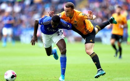 Leicester-Wolves 0-0