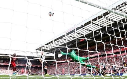 Liverpool-Newcastle 3-1