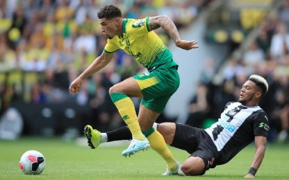 Norwich City-Newcastle 3-1