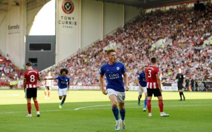 Sheffield United-Leicester 1-2