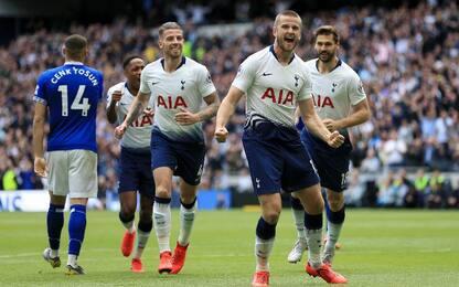 Tottenham-Everton 2-2