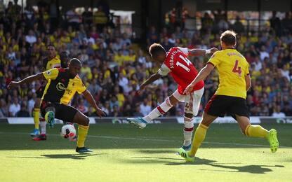 Watford-Arsenal 2-2
