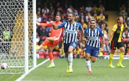 Watford-Brighton 0-3
