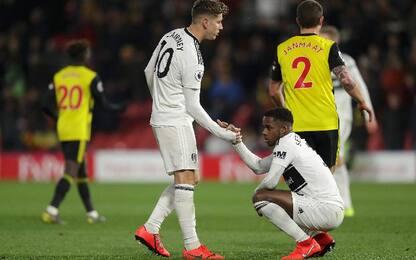 Watford-Fulham 4-1