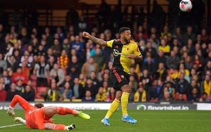 Watford-Sheffield United 0-0