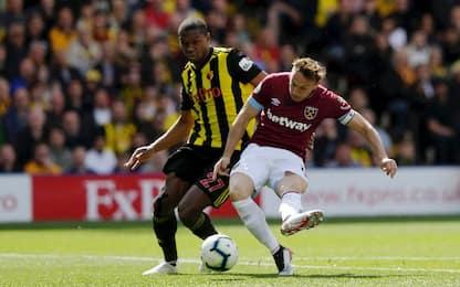 Watford-West Ham 1-4