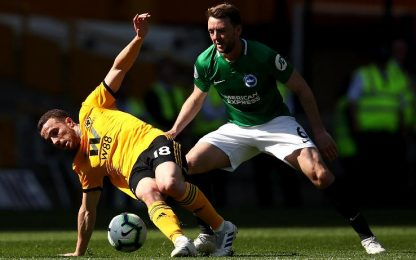Wolves-Brighton 0-0