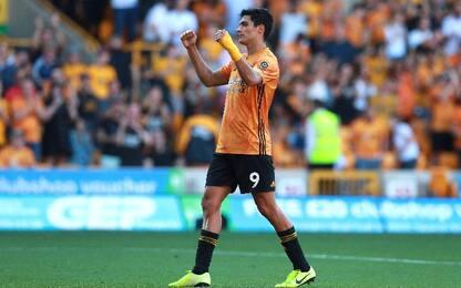 Wolves-Burnley 1-1