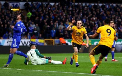 Wolves-Cardiff 2-0